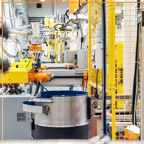 Adequação de máquinas e equipamentos