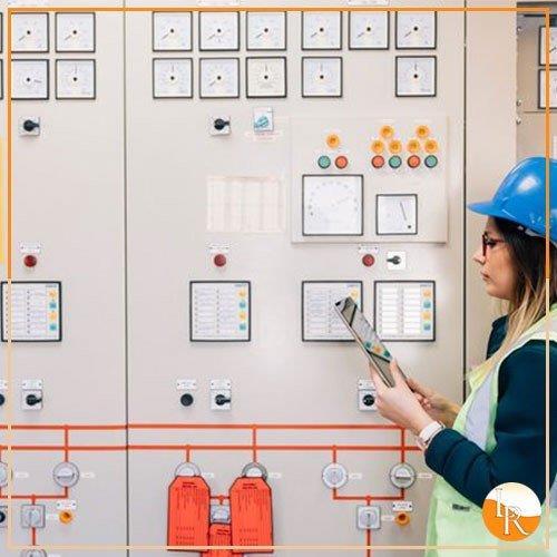 Empresas de manutenção industrial