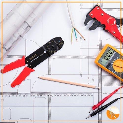 Instalações elétricas interior sp