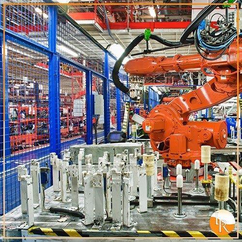 Segurança em máquinas e equipamentos