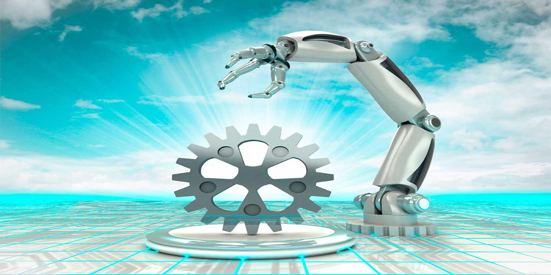 Automação de máquinas